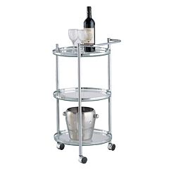 Neu Home Circular Serving Cart