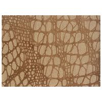 Linon Florence Abstract Wool Rug