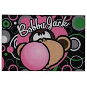 Fun Rugs Bobby Jack Bubble Gum Rug
