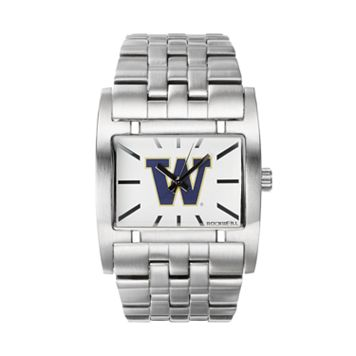 Rockwell Washington Huskies Apostle Stainless Steel Watch - Men