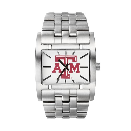 Rockwell Texas A&M Aggies Apostle Stainless Steel Watch - Men