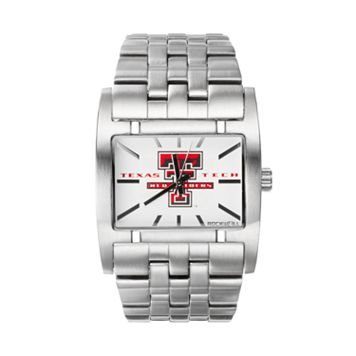 Rockwell Texas Tech Red Raiders Apostle Stainless Steel Watch - Men