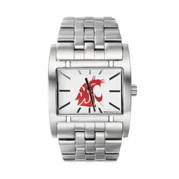 Rockwell Washington State Cougars Apostle Stainless Steel Watch - Men