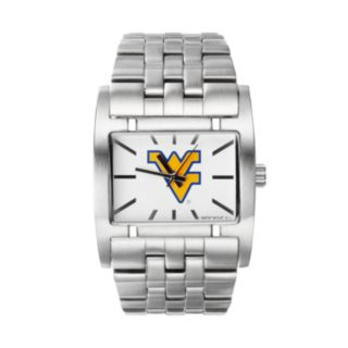 Rockwell West Virginia Mountaineers Apostle Stainless Steel Watch - Men
