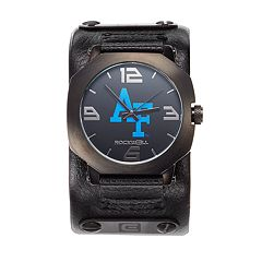 Men's Rockwell Air Force Falcons Assassin Leather Watch