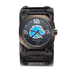 Rockwell Boise State Broncos Assassin Leather Watch - Men