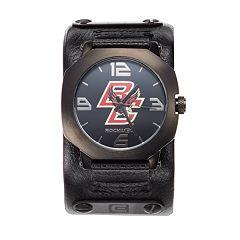 Rockwell Boston College Eagles Assassin Leather Watch - Men