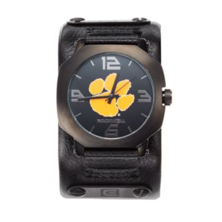 Rockwell Clemson Tigers Assassin Leather Watch - Men