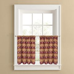 Colordrift Southwest Serenade 2-pk. Tier Curtains