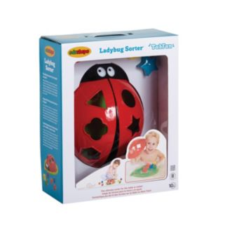 Edushape Ladybug Sorter Bath Toy