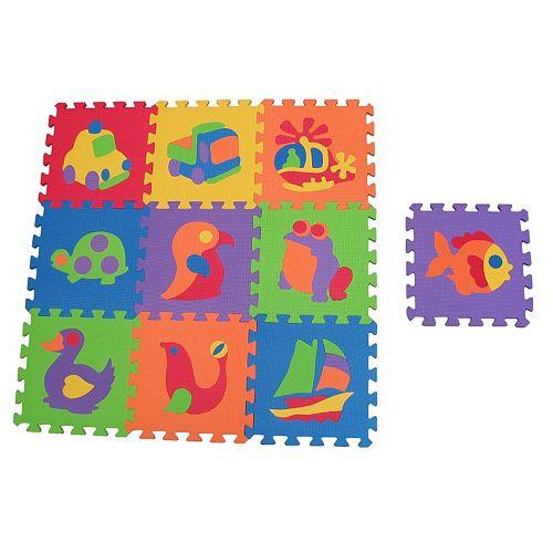Edushape Puzzle Play Mat