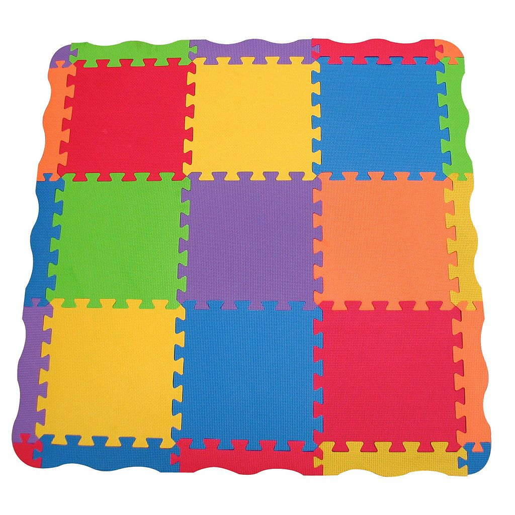 Edushape 25-pc. Edu-Tiles Play Mat