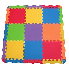 Edushape 25 pc Edu-Tiles Play Mat