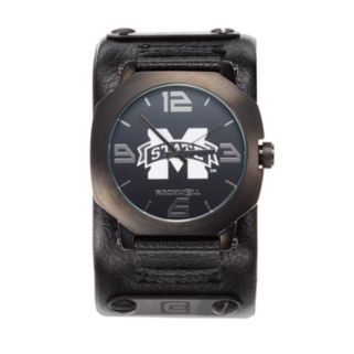 Rockwell Mississippi State Bulldogs Assassin Leather Watch - Men
