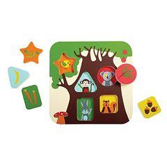 Edushape Treehouse Puzzle