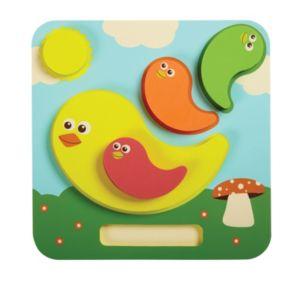 Edushape Chicky Puzzle Fun