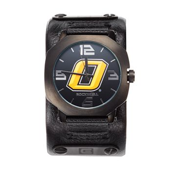 Rockwell Oklahoma State Cowboys Assassin Leather Watch - Men