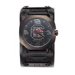 Rockwell South Carolina Gamecocks Assassin Leather Watch - Men