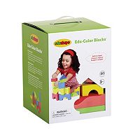 Edushape Edu-Foam Color Blocks Set