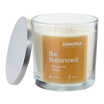 SONOMA Goods for Life™ Be Balanced 14-oz. Jar Candle