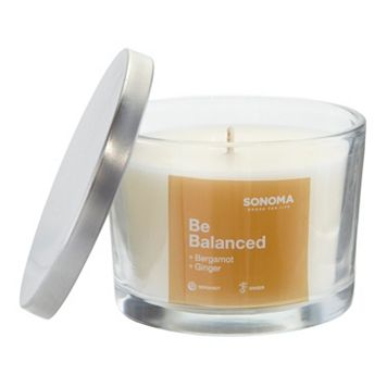 SONOMA Goods for Life™ Be Balanced 5-oz. Jar Candle