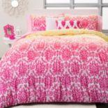 Seventeen Deliah Ikat Comforter Set