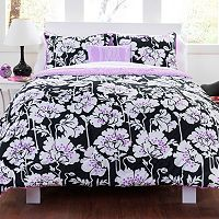 Seventeen Midnight Poppies Comforter Set