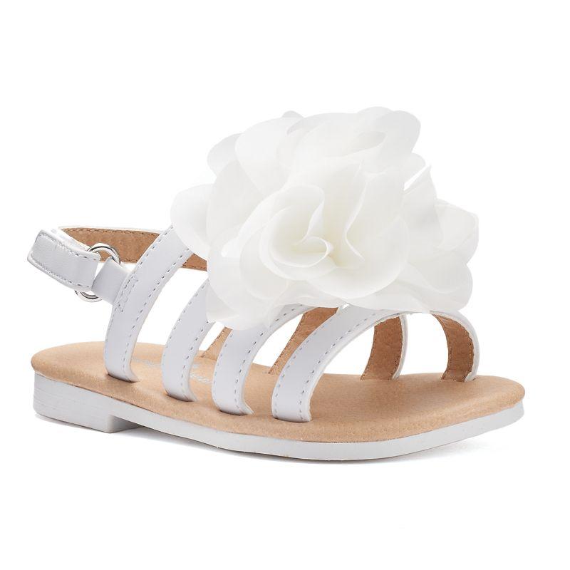 Jumping Beans® Girls' Flower Sandals