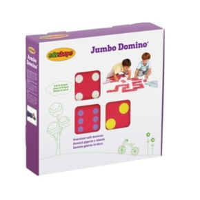 Edushape Edu-Foam Jumbo Domino Set
