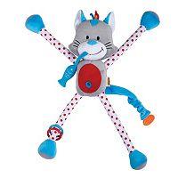 Edushape Happy Kitten Plush Toy