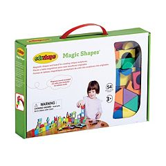 Edushape 53-pc. Magic Shapes