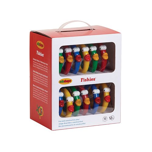 Edushape Fishies 12-pc. Set
