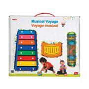 Edushape Musical Voyage 3 pc Set