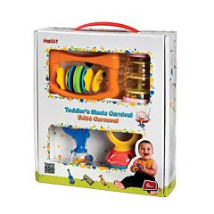 Edushape Musical Carnival 4 pc Set