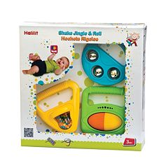Edushape Shake Jingle & Roll 3 pc Set