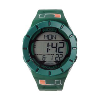 Rockwell Miami Hurricanes Coliseum Chronograph Watch - Men