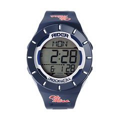 Rockwell Ole Miss Rebels Coliseum Chronograph Watch - Men
