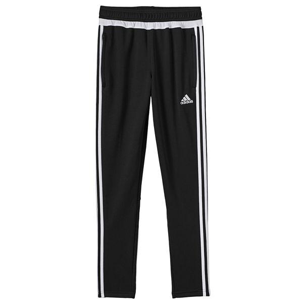 Boys 8-20 adidas climacool Tiro Pants