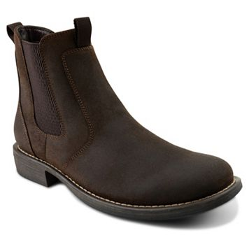 Eastland Daily Double Men's Suede Chelsea Boots