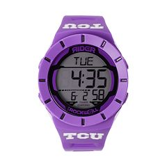 Rockwell TCU Horned Frogs Coliseum Chronograph Watch - Men