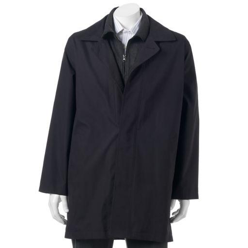 Men's Chaps Microfiber Jacket