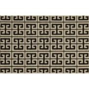 Momeni Dhurry Laguna Geometric Wool Rug