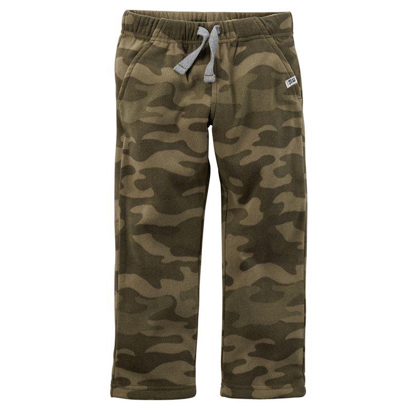 Carter's Fleece Pants - Toddler Boy