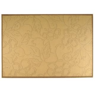 Safavieh Courtyard Floral Sketch Indoor Outdoor Rug