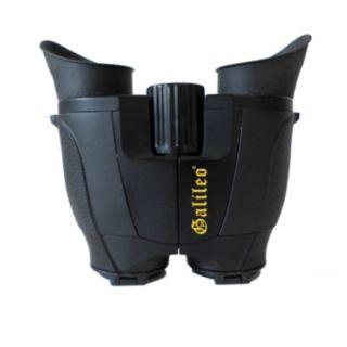 Galileo 8 x 22mm Compact Binoculars with Pop-Up Eye Cups