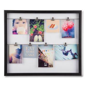 Umbra 8-Photo Collage Clipline Frame