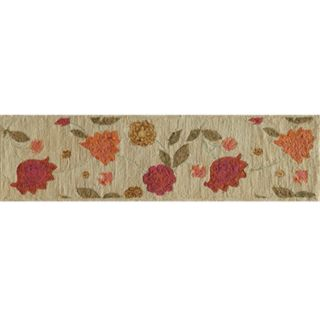 Momeni Summit Tossed Blossoms Rug