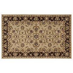 India House Floral Wool Rug