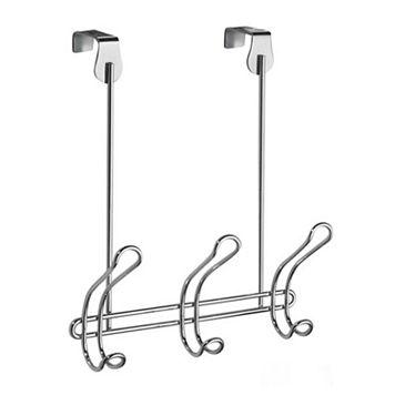 Classico 3 Hook Over the Door Rack