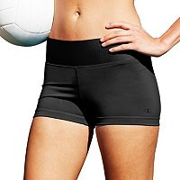 Women's Champion Absolute SmoothTec Fitted Workout Shorts